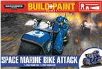 Space Marine Bike Attack