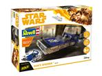 Build & Play Star Wars Han Solo Han's Speeder