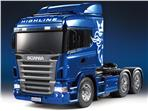 Scania R620 Highline Full Op.Blue Finished