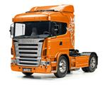 Scania R470 Highline orange