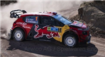 Citroen C3 WRC, no1 Rally Mexico 2019