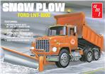 Ford LNT8000 Snow Plow