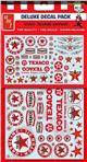 Texaco/Standard/Chevron Trucking Decals