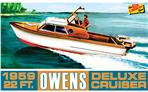 Owens Outboard Cruiser Boat