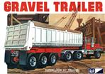 3 Axle Gravel Trailer