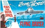 Plan 9 From Outer Space Flying Saucer