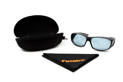 ORIG.YELLOW CUT SUNGLASSES 1 (Black)