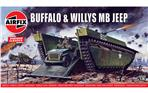 Buffalo Willys MB Jeep