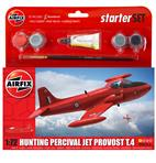 Small Starter Set Hunting Percival Jet Provost T4