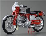 Honda CB92 Red