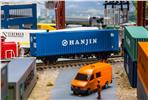 40 Hi-Cube Container HANJIN